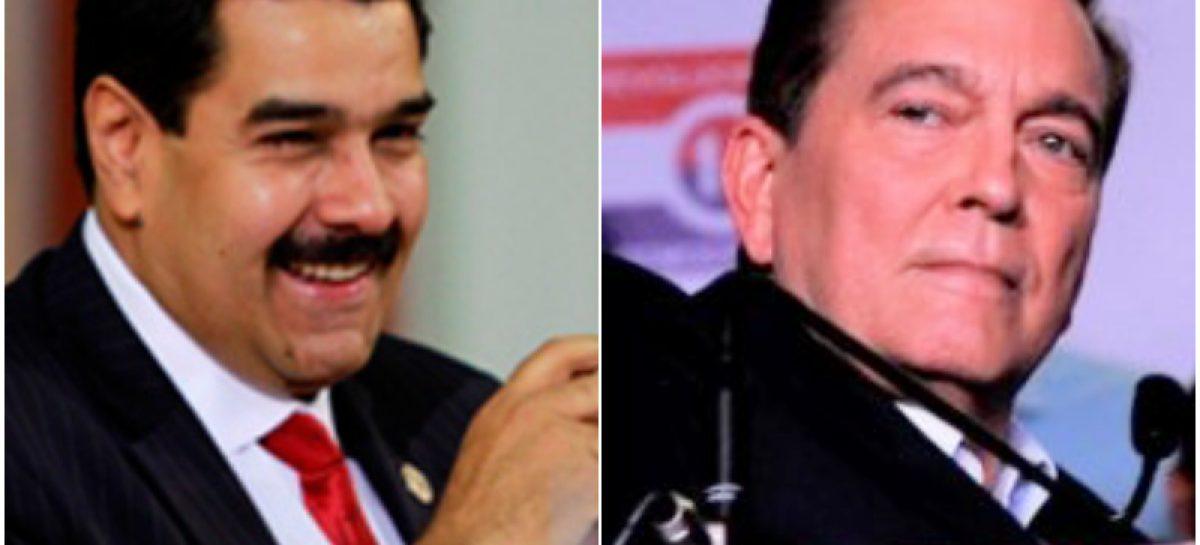 El «amiguito» de Maduro: Cortizo dice que si gana revisará el reconocimiento de Panamá a Guaidó