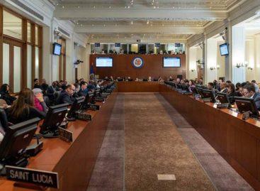 OEA convocó este martes a sesión extraordinaria por caso Venezuela