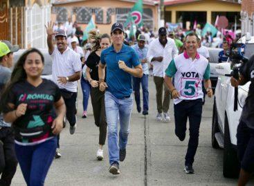 Con Presidente 24/7, Rómulo Roux concluirá su campaña