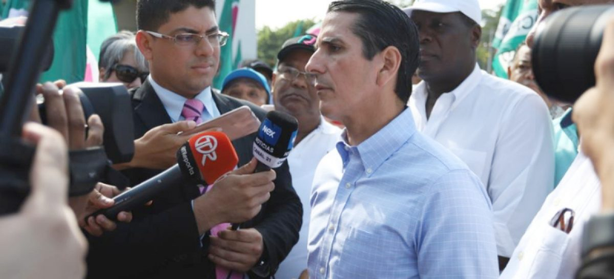 Roux: Varela, Cortizo y el PRD ponen en riesgo la democracia