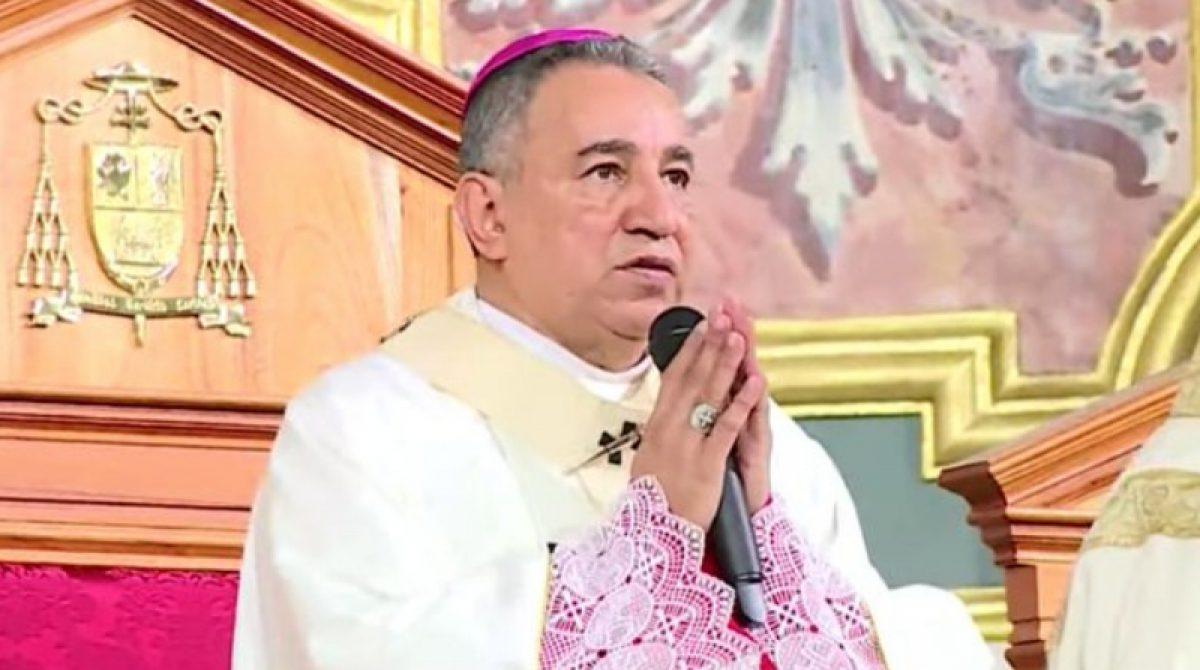 Monseñor Ulloa: Estamos en tiempos de volver a Dios