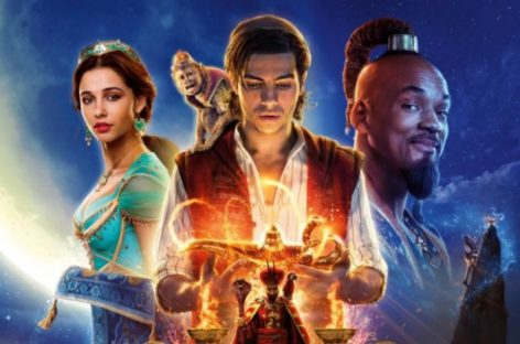 Aladdin conquista la taquilla de EE.UU. y aplasta a su competencia