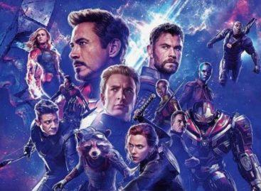 Avengers EndGame se pone a 75 millones de dólares de la taquilla recaudada por Avatar