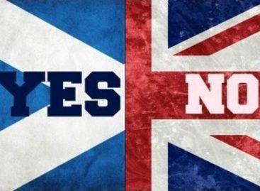 Gobierno escocés presenta ley para nuevo referéndum de independencia