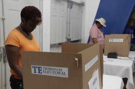 Repetirán elecciones en tres corregimientos por empate entre candidatos