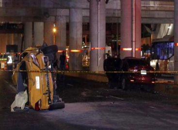 Determinan que hubo exceso de velocidad en accidente fatal cerca de Metro Mall