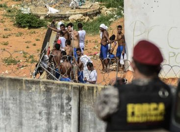 Brasil enfrenta nueva crisis en sus cárceles con más de 50 muertos