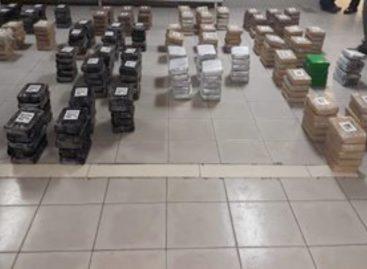 Golpe al narcotráfico: Decomisaron 1.600 kilos de droga en Guna Yala (+Video)