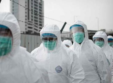 ONU redobla esfuerzos para combatir la epidemia de ébola en RD del Congo