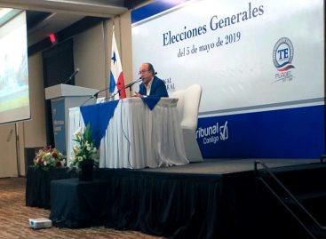 Candidatos se reunieron con observadores internacionales