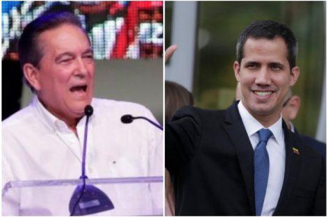 Guaidó felicitó a Cortizo aunque el perredista anticipó que evaluaría su reconocimiento como presidente de Venezuela
