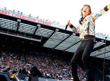 Mick Jagger bailó tras su operación de corazón