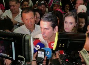 Roux no reconocerá resultados por irregularidades en San Miguelito: «Esperamos contar una a una las actas»