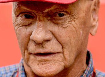 Falleció a los 70 años el expiloto de Formula 1 Niki Lauda