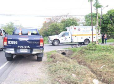 Dos muertos por accidente en Penonomé