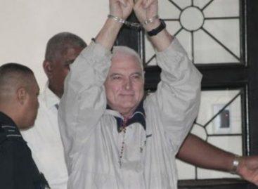 Tribunal de Juicio Oral cambió medida cautelar a Martinelli:  Permanecerá detenido en su residencia