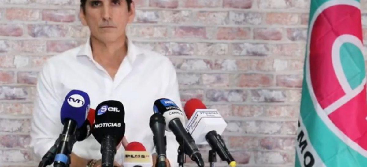 Roux anuncia impugnación de varios resultados y no descarta impugnar la elección presidencial