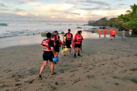 FTC reinicia búsqueda de joven desaparecido en playa de Los Santos