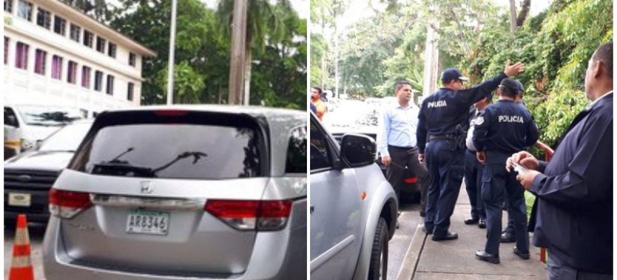 Capturan a sujeto por supuesta vinculación con tiroteo en la CSJ