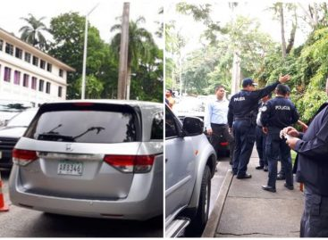 Pánico por tiroteo en inmediaciones de la CSJ: Órgano Judicial aclara que no hubo heridos