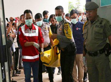 Al menos 12 muertos y 43 heridos en un accidente de autobús en Indonesia