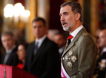 Rey de España inició consultas para proponer jefe de Gobierno