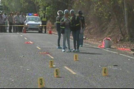 Choque entre dos articulados causa un muerto en el oriente de Chiriquí