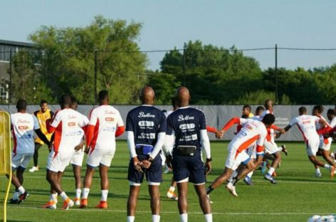 La Sele debutará este 18 de junio en la Copa de Oro en partido contra Trinidad y Tobago