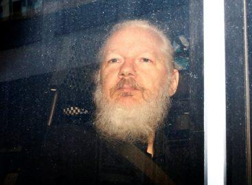 EEUU pidió formalmente a Reino Unido la extradición de Assange