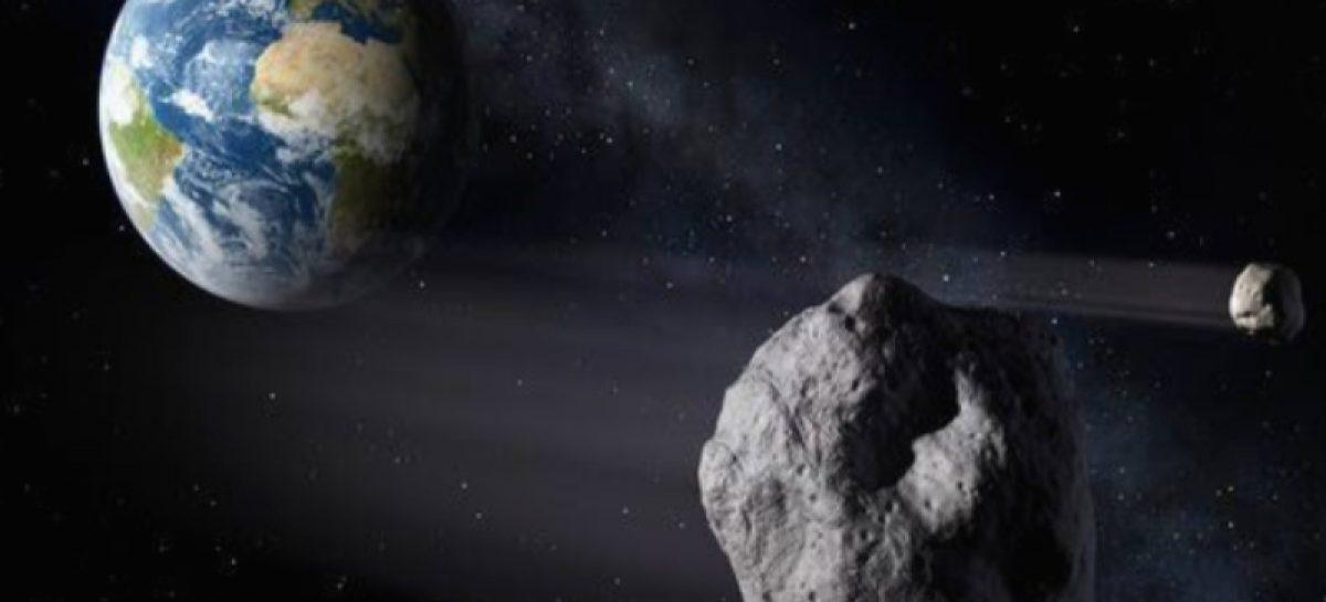 ¿Cuál es la probabilidad de que este asteroide impacte la Tierra en septiembre de 2019?
