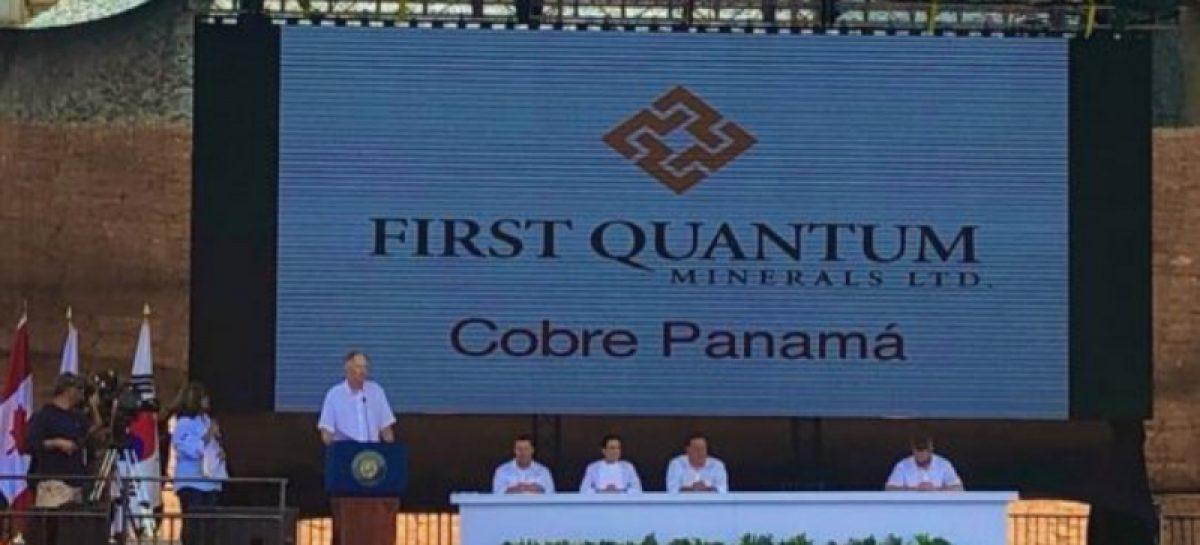 Cobre Panamá realizará su primera exportación de materia prima este 14 de junio