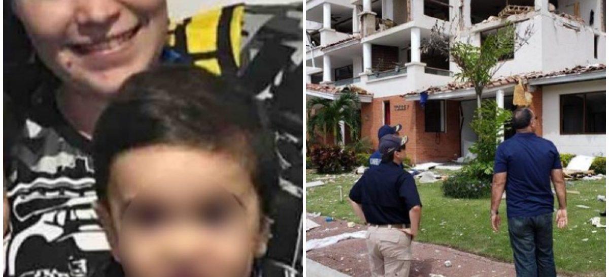 Practican otra cirugía a madre afectada por explosión en Costamare