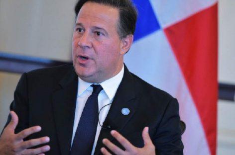Varela consignó ante la Contraloría su declaración de bienes patrimoniales
