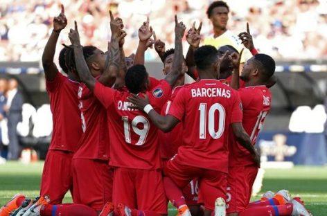La Sele se metió en Cuartos de la Copa de Oro tras vencer  Guyana (4-2)