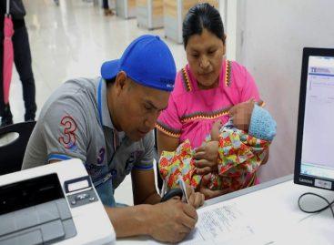 Registro Civil computó más de 74 mil nacimientos en Panamá en 2018
