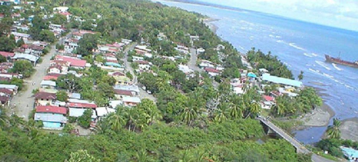 Reportan nuevo sismo en Puerto Armuelles de magnitud 5.1