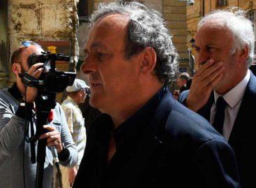 Detuvieron al expresidente de la UEFA Michel Platini en Francia