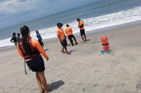 Hallaron cuerpo del joven desaparecido en playa Boquilla ayer domingo