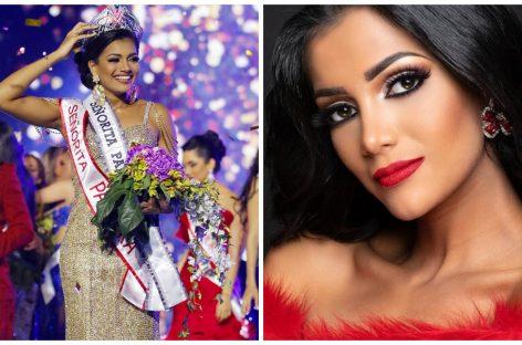 Mehr Eliezer es la nueva Señorita Panamá y nos representará en Miss Universo (+Fotos y Video)