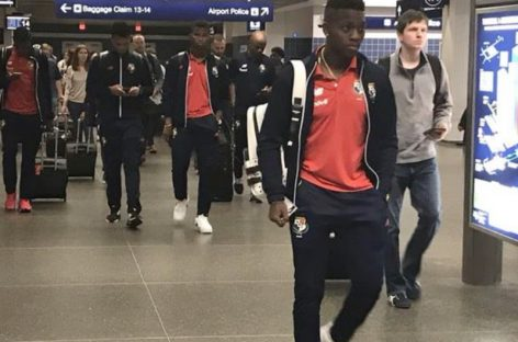 La Sele ya llegó a Minneápolis para participar en la Copa de Oro 2019