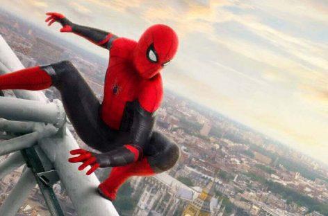 «Spider-Man: Far from Home», un superhéroe con poca competencia en EEUU