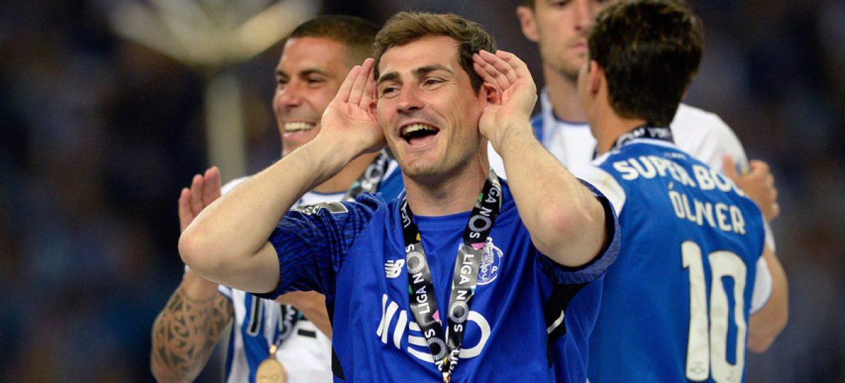 Casillas se retira y formará parte del staff directivo del Oporto