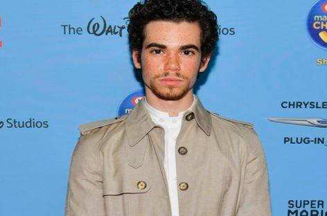 Familia de Cameron Boyce confirma que el joven actor murió tras un ataque de epilepsia