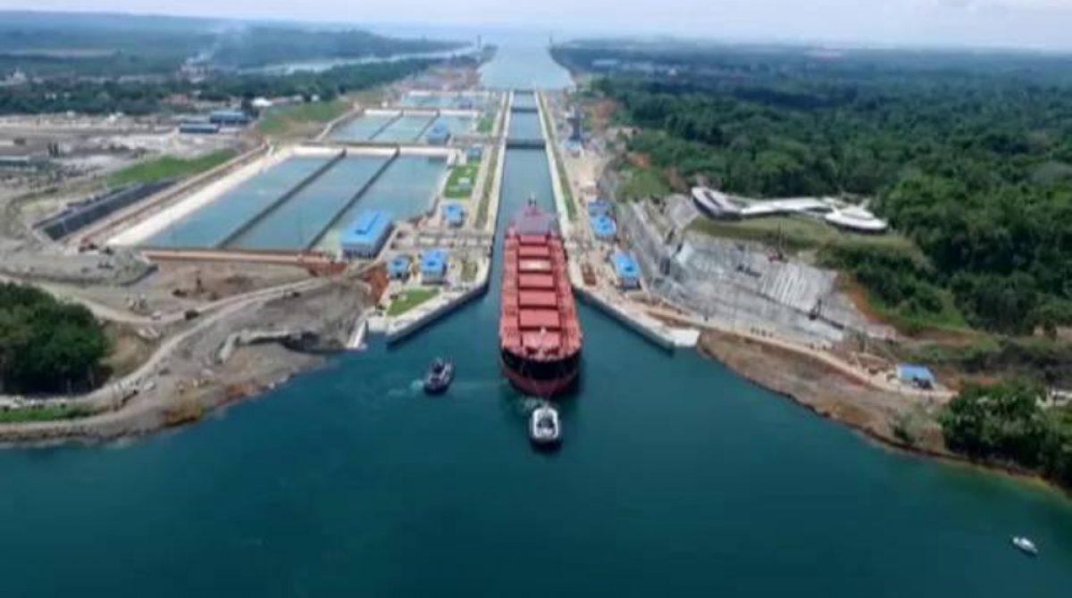El récord que alcanzará el Canal de Panamá el próximo 30 de septiembre