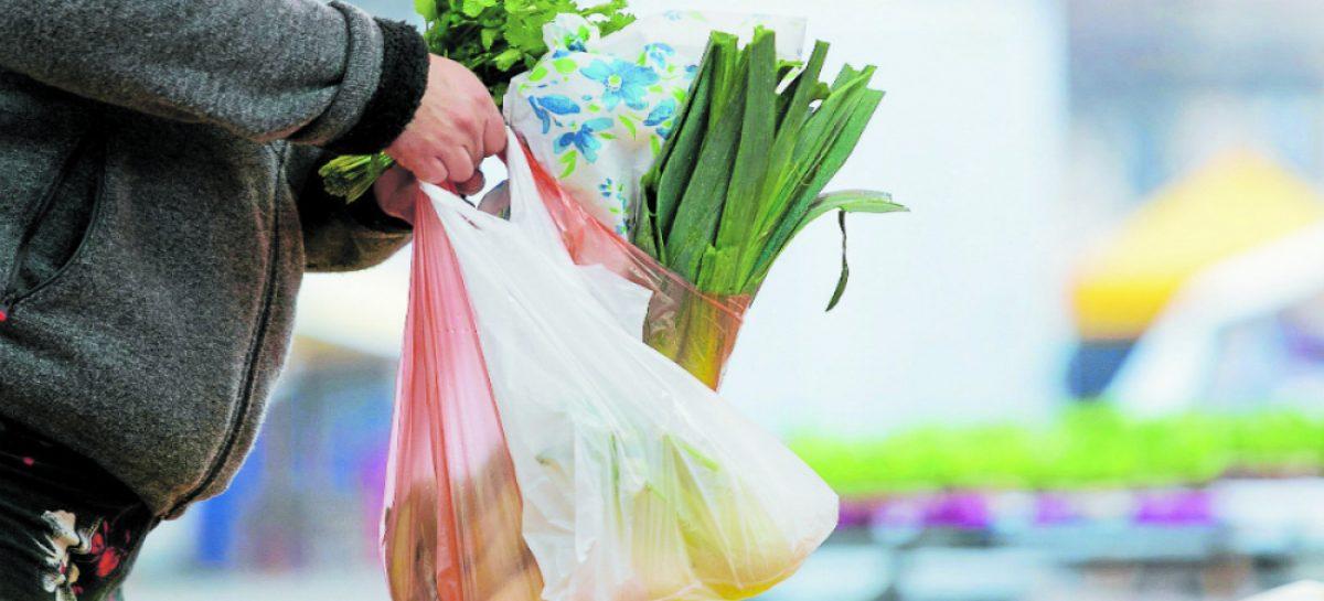 EN 15 días entra en vigor prohibición de uso de bolsas plásticas