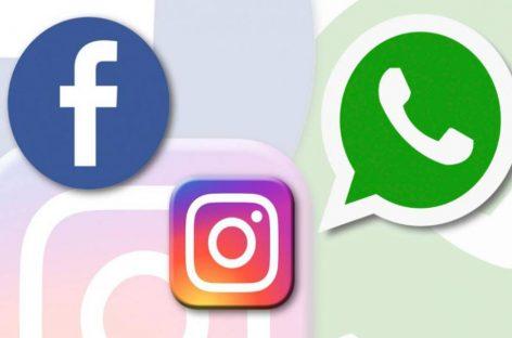 Labores de mantenimiento causaron caída mundial de Facebook, Instagram y WhatsApp