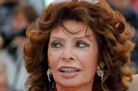 Sophia Loren volverá a la gran pantalla a los 84 años