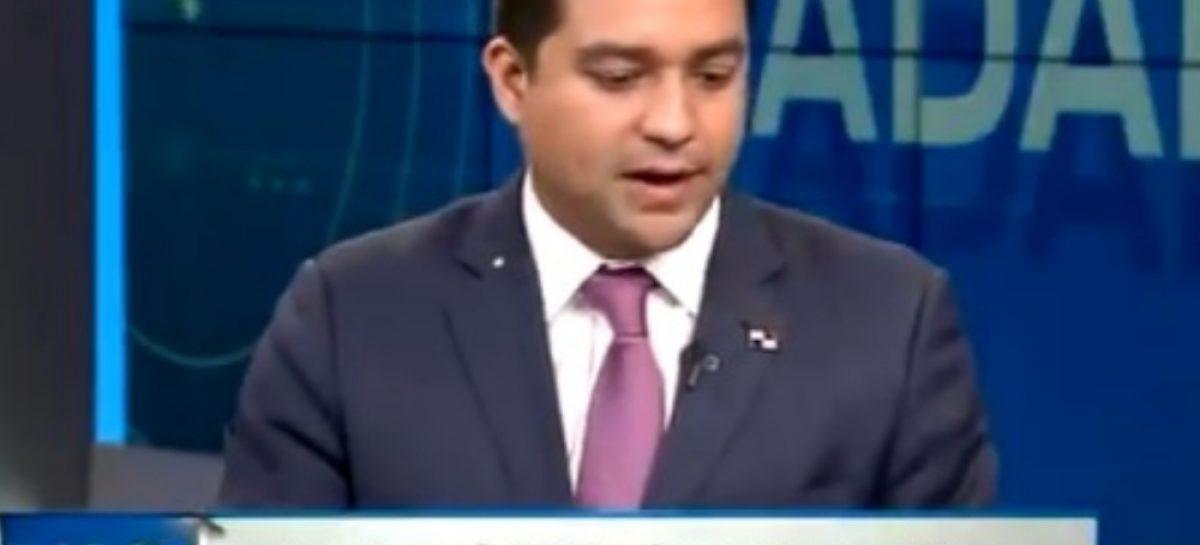 Viceministro ratifica que Cortizo no tiene planteado aumentar impuestos (+Video)