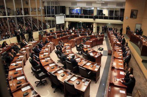 Aprueban en tercer debate primer bloque de reformas constitucionales