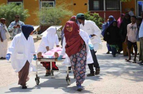 Ataque cerca de aeropuerto en Somalia deja 11 muertos y 15 heridos